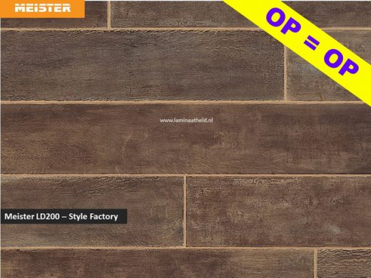 Meister LD200 - 6408 Style factory