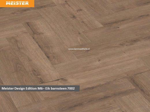 Meister Edition M6 - Eik Barnsteen 7002