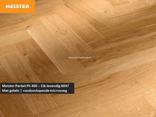 Meister PS 400 - Eik levendig 8047