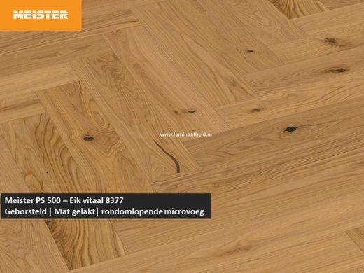 Meister PS 500 - Eik vitaal 8377