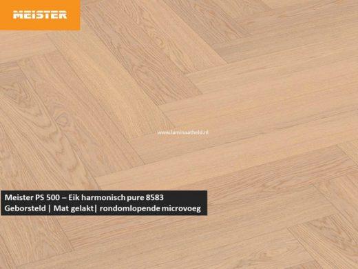 Meister PS 500 - Eik harmonisch pure 8583
