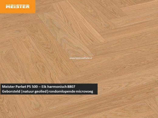 Meister PS 500 - Eik harmonisch 8807