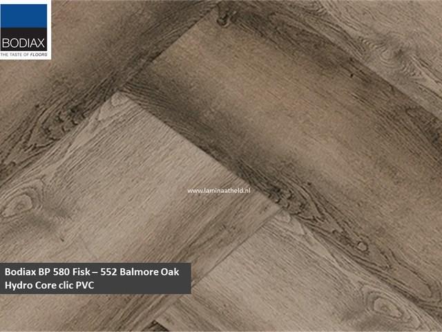 Bodiax BP580 Fisk Hydro-core - 552 Balmore Oak
