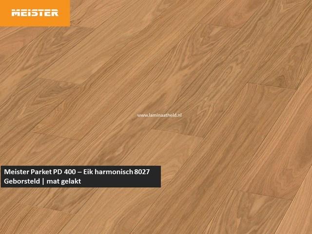 Meister PD 400 - Eik harmonisch 8027
