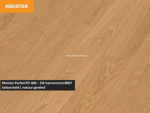 Meister PD 400 - Eik harmonisch 8807
