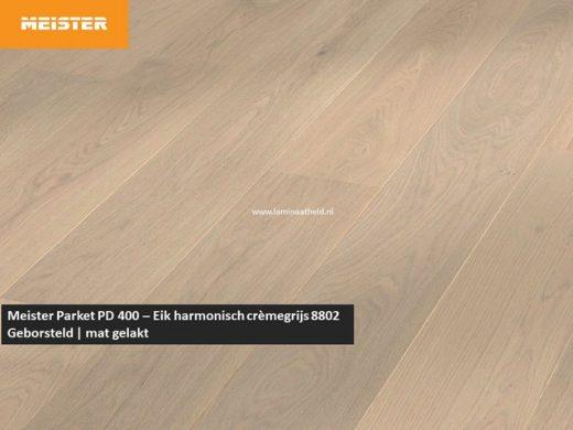 Meister PD 400 - Eik harmonisch crèmegrijs 8802