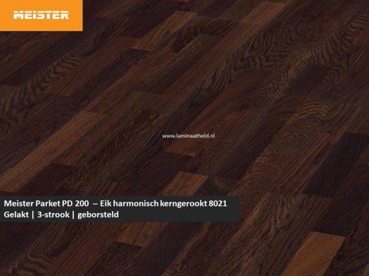 Meister PC 200 - Eik harmonisch kerngerookt 8021