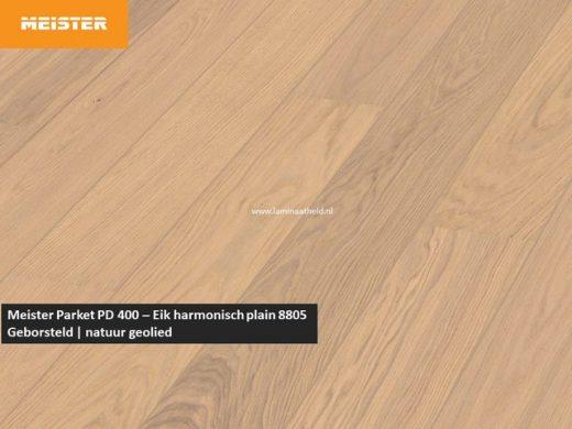 Meister PD 400 - Eik harmonisch plain 8805