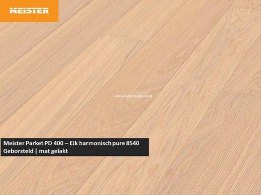 Meister PD 400 - Eik harmonisch pure 8540