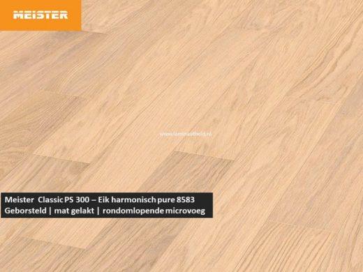 Meister PS 300 - Eik harmonisch pure 8583