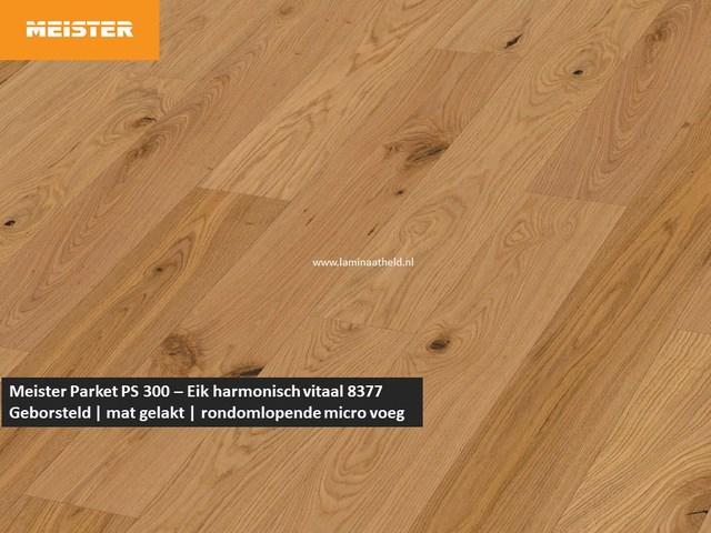 Meister PS 300 - Eik vitaal 8377