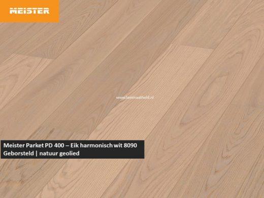 Meister PD 400 - Eik harmonisch wit 8090