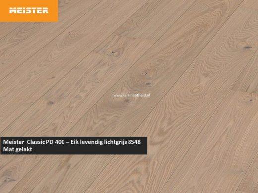 Meister PD 400 - Eik levendig lichtgrijs 8548