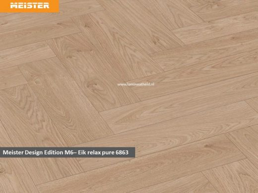 Meister Edition M6 - Eik Relax Pure 6863