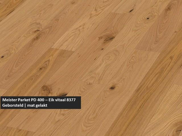 Meister PD 400 - Eik vitaal 8377