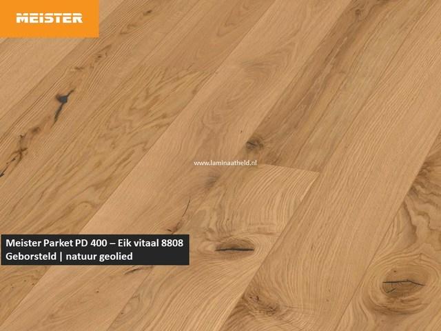 Meister PD 400 - Eik vitaal 8808