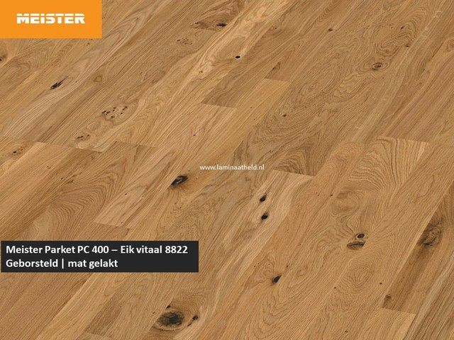 Meister PC 400 - Eik vitaal 8822