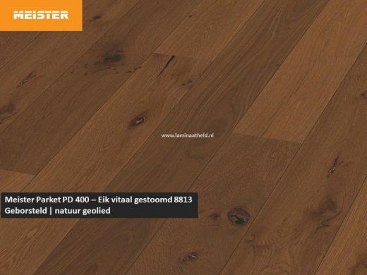 Meister PD 400 - Eik vitaal gestoomd 8813