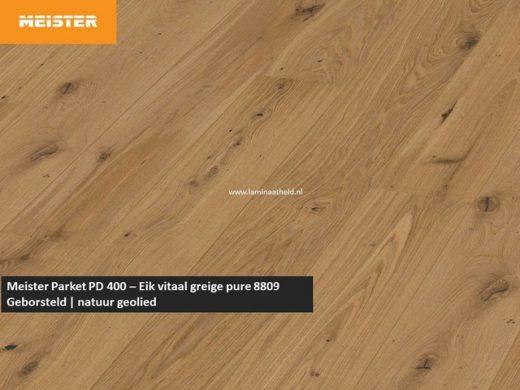 Meister PD 400 - Eik vitaal greige pure 8809