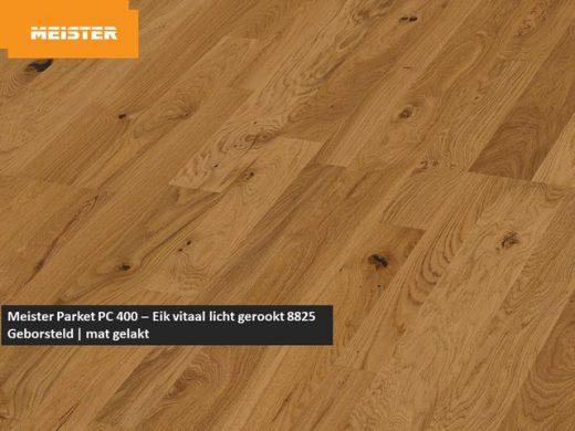 Meister PC 400 - Eik vitaal licht gerookt 8825