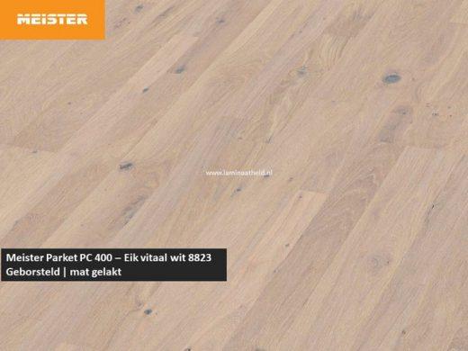 Meister PC 400 - Eik vitaal wit 8823