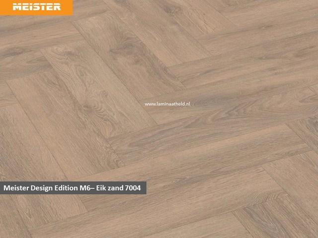 Meister Edition M6 - Eik Zand 7004