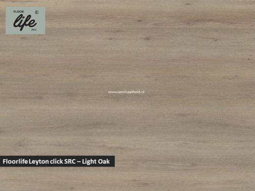 Floorlife Leyton click pvc - Light Oak