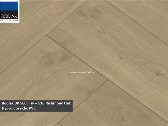 Bodiax BP580 Fisk Hydro-core - 510 Richmond Oak