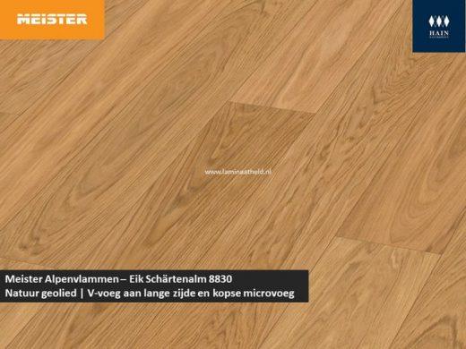 Meister Alpenvlammen - Eik Schärteralm 8830