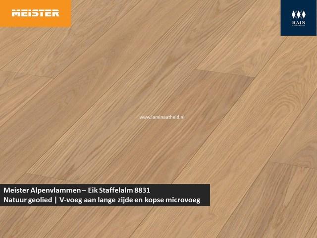 Meister Alpenvlammen - Eik Staffelalm 8831