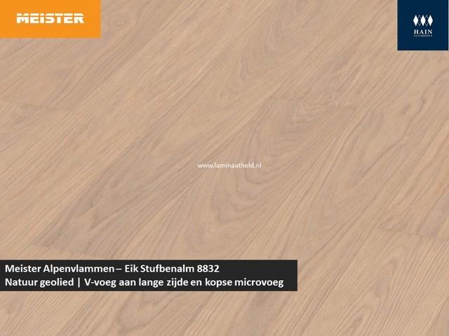 Meister Alpenvlammen - Eik Stubenalm 8832