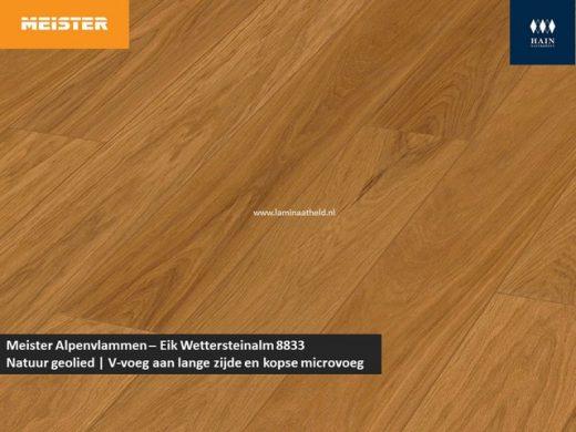 Meister Alpenvlammen - Eik Wettersteinalm 8833