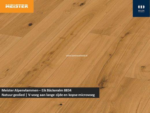 Meister Alpenvlammen - Eik Bäckeralm 8834