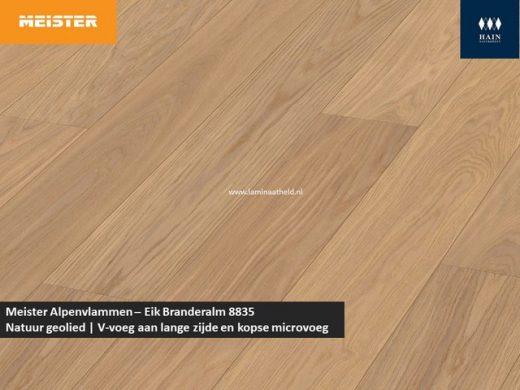 Meister Alpenvlammen - Eik Branderalm 8835