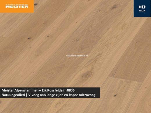 Meister Alpenvlammen - Eik Rossfeldalm 8836