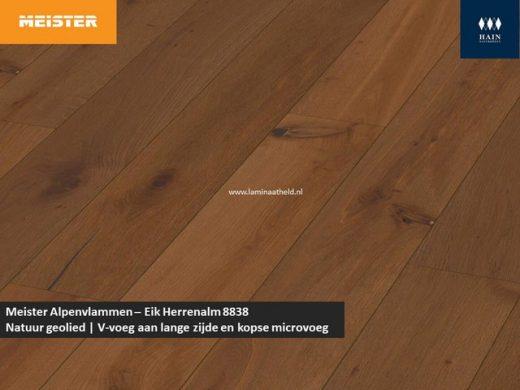 Meister Alpenvlammen - Eik Herrenalm 8838
