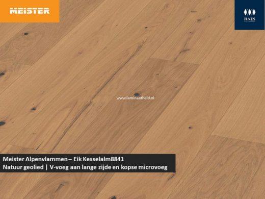 Meister Alpenvlammen - Eik Kesselalm 8841