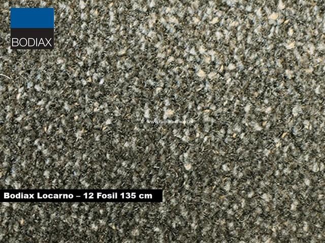 Bodiax Locarno schoonloopmat - 12 Fosil 135 cm