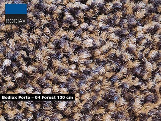 Bodiax Porto schoonloopmat - 04 Forest 130 cm