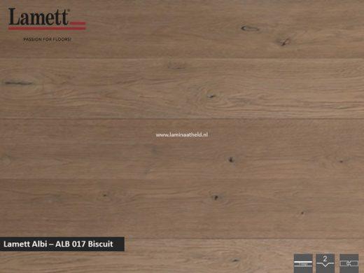 Lamett Albi - Biscuit ALB017