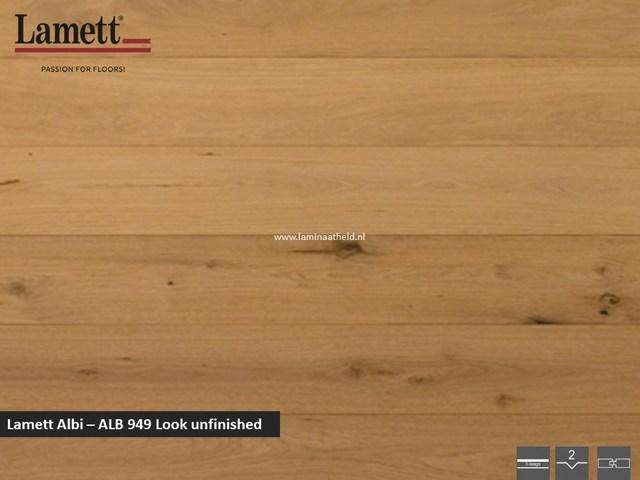Lamett Albi - Look unfinished ALB949
