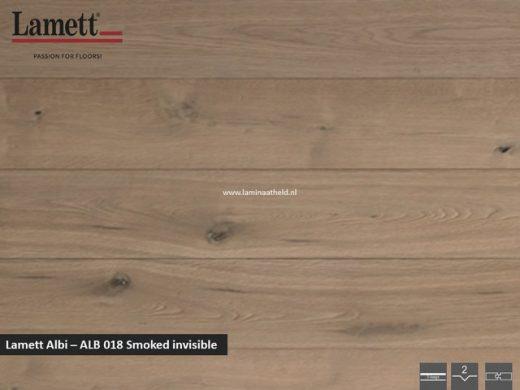 Lamett Albi - Smoked invisible ALB018