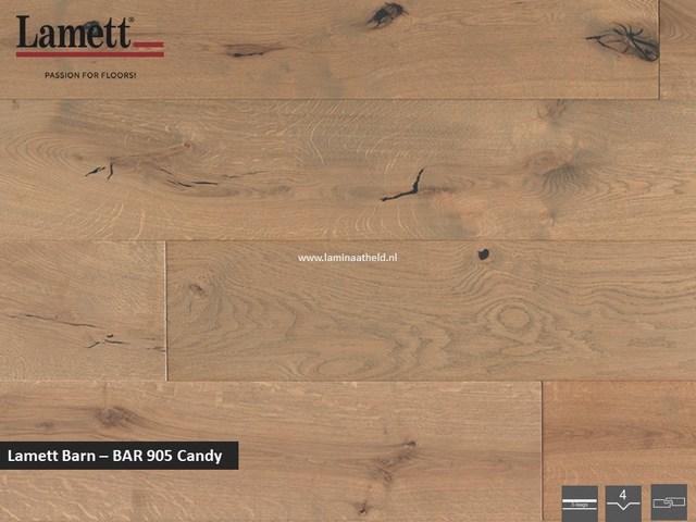 Lamett Barn - Candy BAR905
