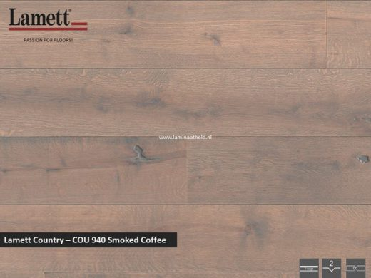 Lamett Country - Smoked Coffee COU940