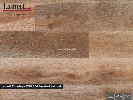 Lamett Country - Smoked naturel COU264
