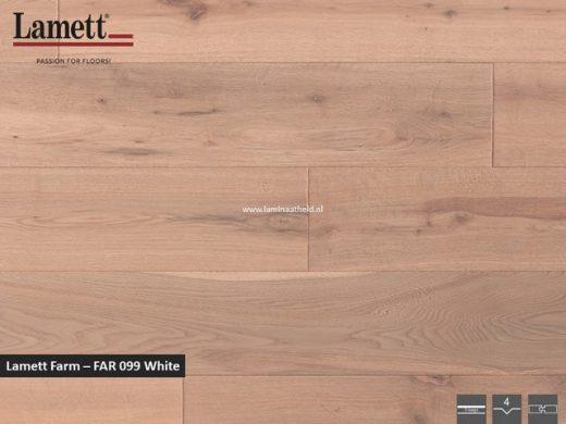 Lamett Farm - White FAR099
