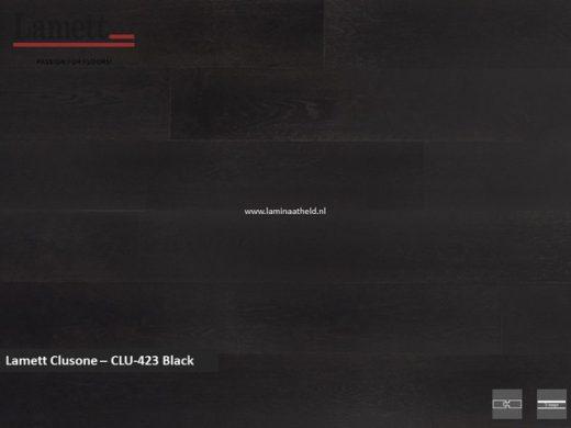 Lamett Clusone - Black CLU423