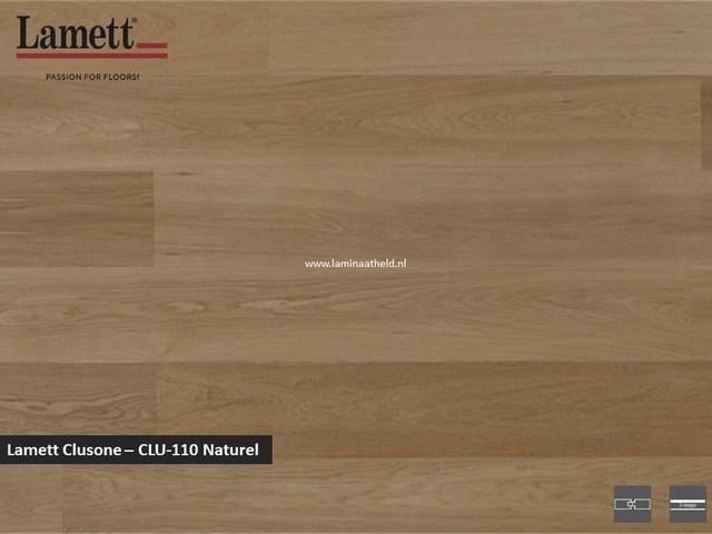 Lamett Clusone - Natural CLU110