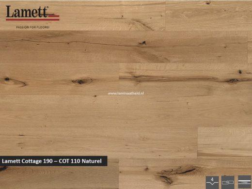 Lamett Cottage 190 - Natural COT110