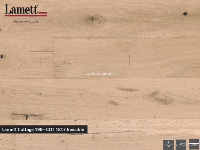 Lamett Cottage 190 - Invisible COT1817